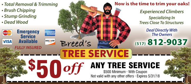 Breed's Tree Service