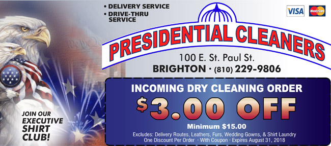 Presidential Cleaners