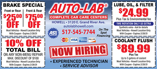 AutoLab of Howell