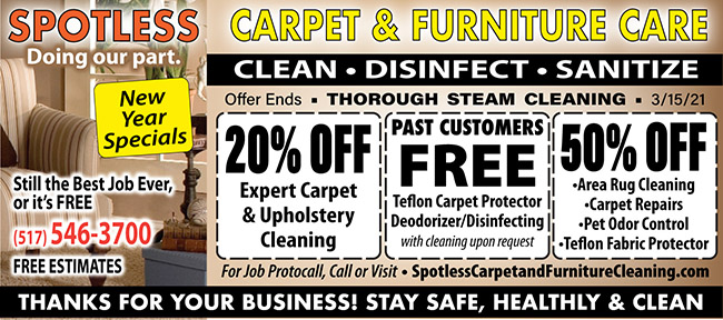Spotless Carpet & Furniture Care